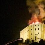 Leégett a kolostor, amelyből Umberto Eco ihletet merített