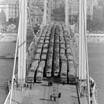 Megmosdatják az Erzsébet hidat - forgalomkorlátozás a hétvégén