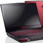 Új, nagy teljesítményű Alienware laptopok a gamereknek!