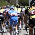 Két koponyaműtéten esett át a belga körversenyen felbukott kerékpáros
