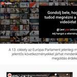 Nem hagyja magát a YouTube, mozgalmat indított az új EU-s szabály módosításáért