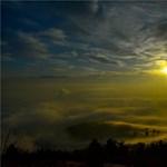 Helyenként egész nap megmarad ma a hajnali köd