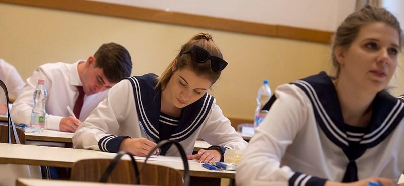 Érettségizők, figyelem! Ennyi pontot szerezhettek tantárgyanként a vizsgán