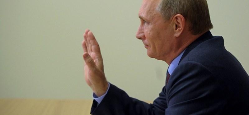 Putyinék ezzel a fegyverrel mindenkinek befűthetnek