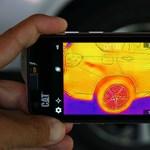 Teszt: ezt tudja a világ első hőkamerás okostelefonja