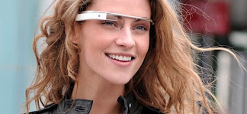 A Google már teszteli a sci-fi szemüveget