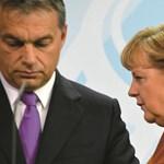Merkel jön: Váratlanul letiltották a rádiószékház előtti tüntetést