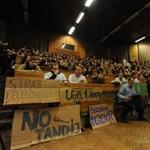 Megszavazták: a szegedi közgyűlés is támogatja a diákokat