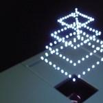 Az igazi 3D-s lézer-plazma kijelző [videóval]