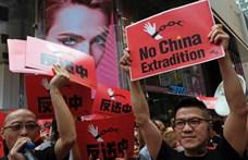 Visszavonják a milliós tüntetéseket kiváltó törvényjavaslatot Hongkongban