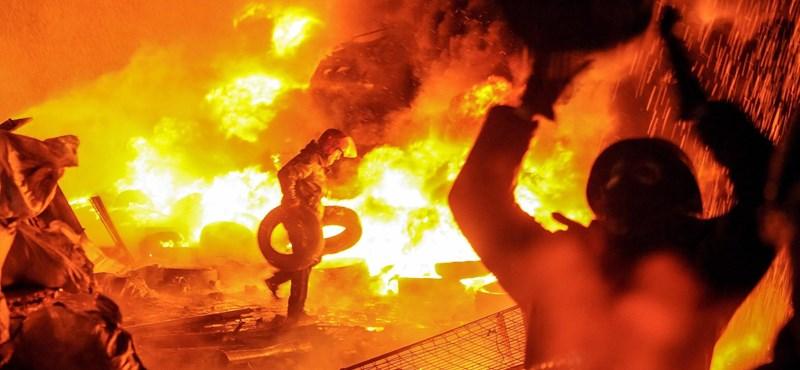 """""""A tüntetők meggyilkolását semmi sem igazolhatja"""""""