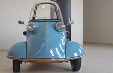 Cukiság kimaxolva: beültünk a talán legszebb magyar Messerschmittbe