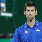 Valami nagyon nincs rendben Novak Djokoviccsal