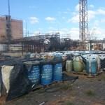 Greenpeace: Erősen szennyezett a talaj a csődbe ment Budapesti vegyiművek baranyai területén