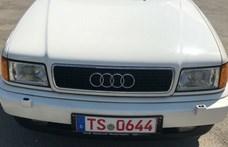 Nem elírás: 360 kilométerrel árulnak egy 28 éves Audit