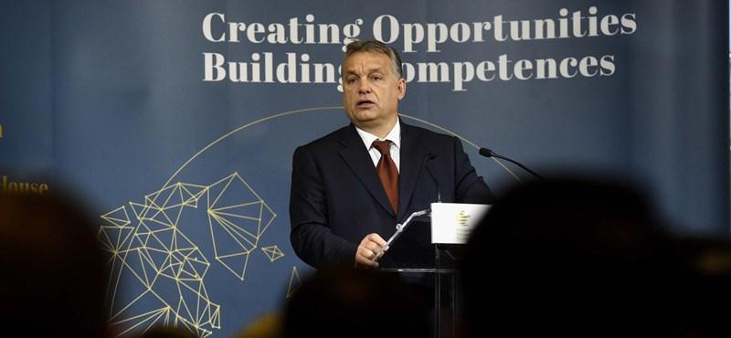 Orbán Viktor és a legbátrabb asszony