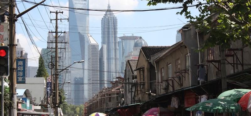 Kína, a kétarcú ország - Nagyítás fotógaléria
