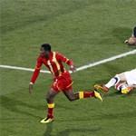 Ghána jutott be a focivébé negyeddöntőjébe