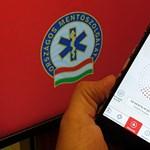 Az ingyenes ÉletMentő alkalmazással mentették meg egy budapesti férfi életét