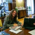 Varga Mihály interjút adott egy rock és heavy metal magazinnak