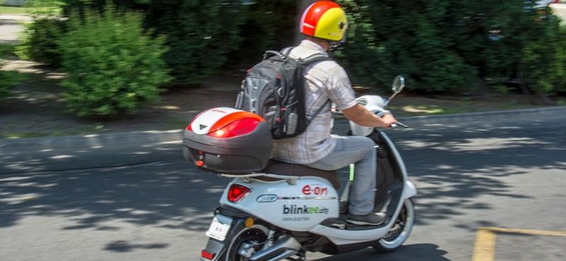 Tovább terjeszkedik Budapesten a robogós Bubi