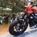 Budapesten az első hangtalan, mesterségesen rezonáló Harley-Davidson – körbefotóztuk