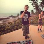 Egyenesen Indiából érkezett meg Dub FX legújabb klippje