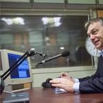 """Orbán Viktor: """"a leminősítések a múlt hangjai"""""""