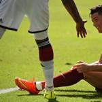 A profi futballisták egyharmada depresszióval küzd