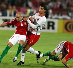 Ronaldo színészkedik, mi kikaptunk - Nagyítás