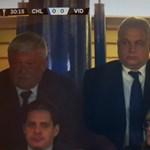 Orbán csak megérkezett a Vidi londoni meccsére