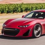1200 lóerős 4 személyes új villanyautó tör a Porsche Panamera babérjaira