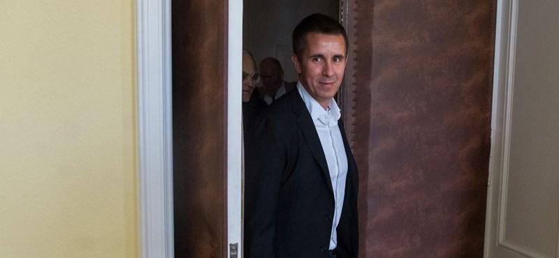 Czeglédy Csaba megszólal: megtámadja a döntést, hogy mégis bíróság elé viszik