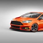 Kár, hogy nem lehet ilyen Ford Focus cégautókat rendelni