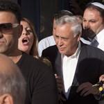 Volt miniszterrel kerül egy cellába Móse Kacav egykori izraeli államfő