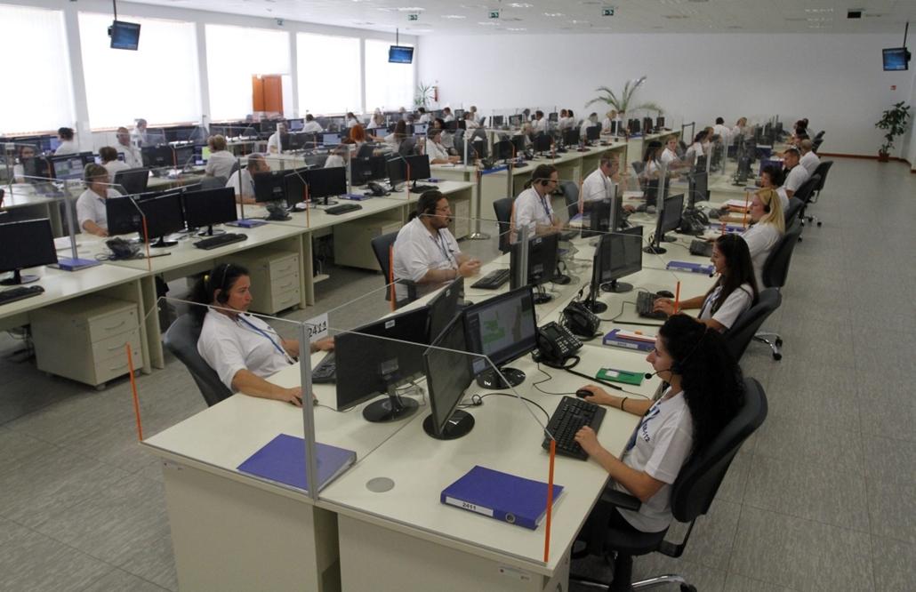 mti.14.0909. - Miskolc: átadták az egységes segélyhívó rendszer hívásfogadó központját