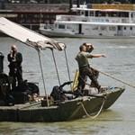 Nem találják a tűzszerészek a bombát a Dunában, csak később lesznek lezárások