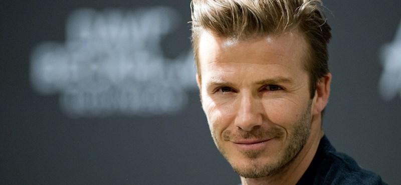 Emlékszik még David Beckhamre, a focistára? Így lett belőle milliókat érő márkanév