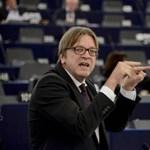 Verhofstadt Orbánra küldené az Europolt