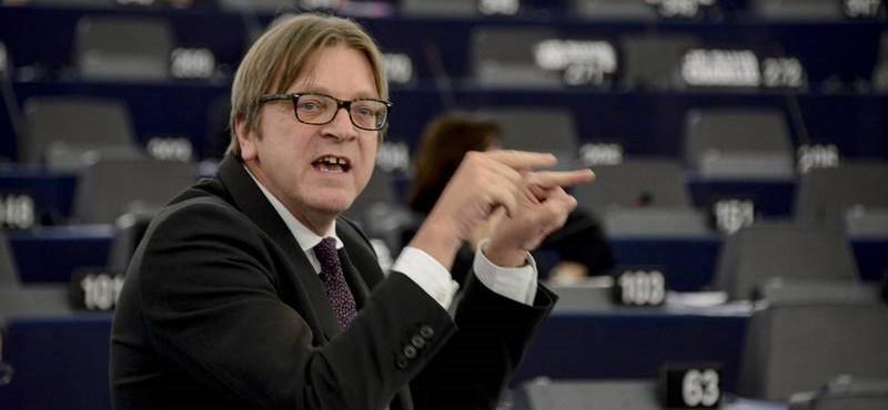 """Verhofstadt: az EU-párti britek """"egyéni EU-jogokat"""" vásárolhatnának"""