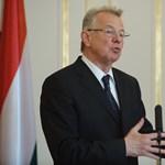 Plágiumügy: Schmitt Pál szerint nem ő, hanem a Testnevelési Egyetem hibázott