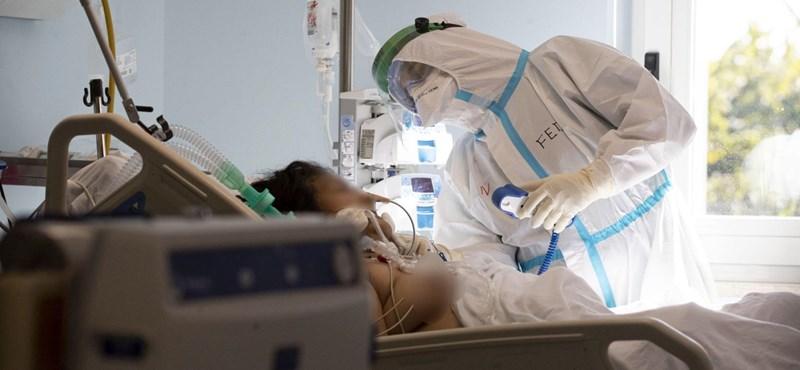 Lett volna idő felkészíteni az egészségügyet a járványra, mégsem léptek a döntéshozók egy aneszteziológus szerint