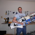 900 km/h-val lövi ki a lövedéket az otthon barkácsolt plazmavető fegyver – videó