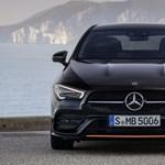 Ilyen lehetne az új kecskeméti Mercedes CLA sportos kombi kivitele