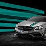 Olyan erős kis méregzsákot készít a Mercedes, amitől le fog esni az állunk