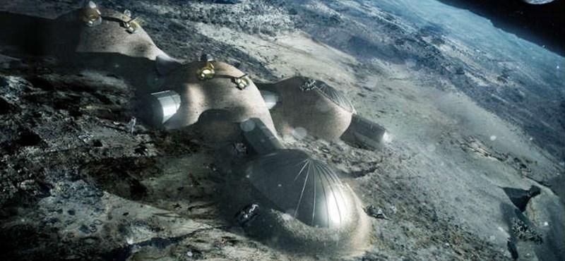 Történelmi megállapodás született: ez a 9 cég segíti a NASA-t, hogy ismét eljussunk a Holdra