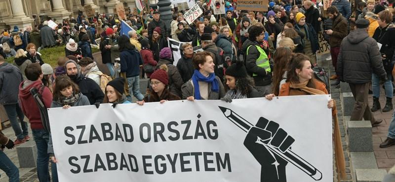 CEU-professzor: Nem náci, csak fehérorosz tempó ez