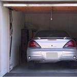 Vigyázat! Trükköznek a garázzsal!