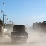Több tucat terroristával végeztek Irakban
