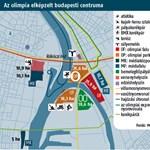 Quaestor-telekre álmodták a budapesti olimpiai falut